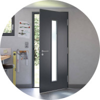 Дверь входнаяThermo 65(АКЦИЯ-23%)