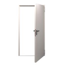 Стальная противопожарная дверь в котельную HRUS 30 А-1